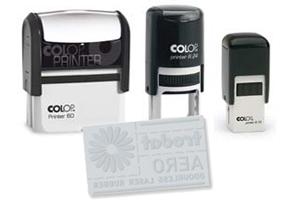 Textplatten Printer Line