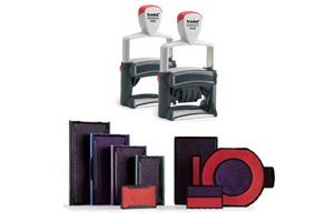 Ersatzkissen 2-farbig Trodat Professional 5203/5253/5440/5440L
