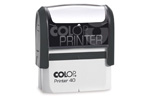 Bescheid-Stempel SBFS1  | Colop Printer 40